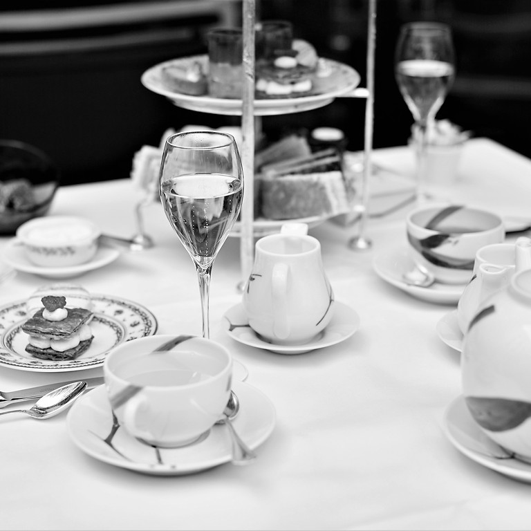 High Protocol Tea Service
