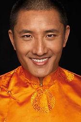 Tulku Lobsang Rinpoche (tibetisches Heilyoga Lu Jong)