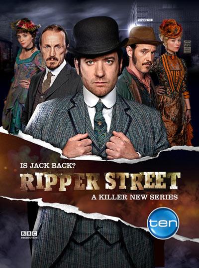 BBC - Ripper Street