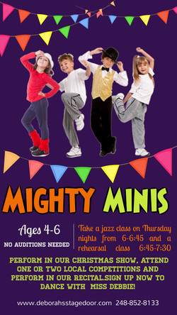 Mighty Minis