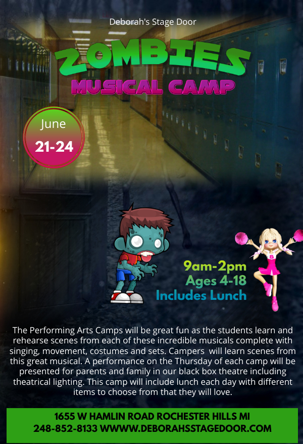 ZOMBIES CAMP