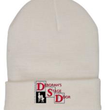 White DSD Beanie $15