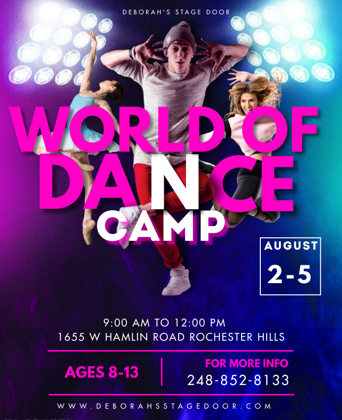 World of dance DC
