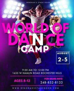 World of dance DC