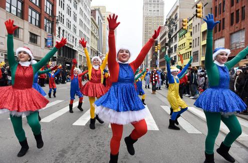 Detroit Thanksgiving Day parade  Deborah's Stage Door