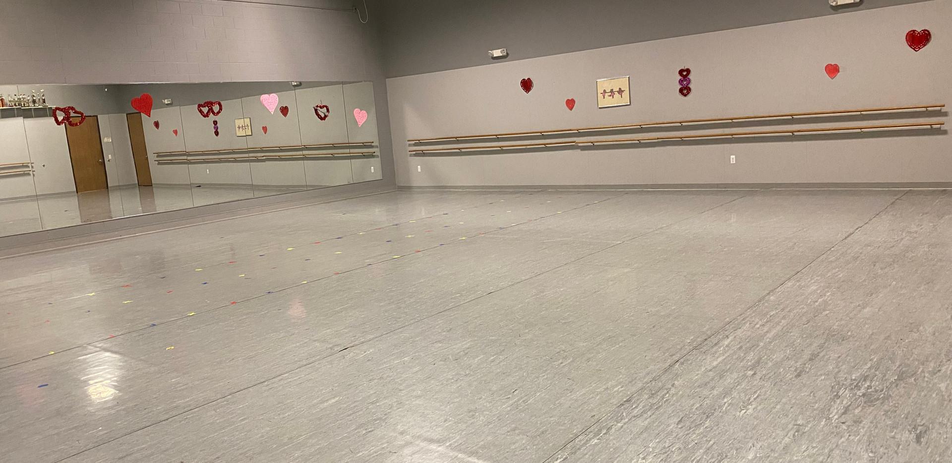 Dance Room 2  Deborah's Stage Door