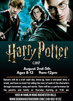 Harry Potter DC