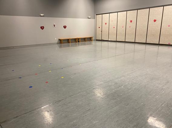 Dance Room 4  Deborah's Stage Door
