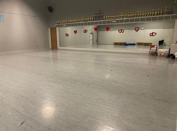 Dance Room 6  Deborah's Stage Door