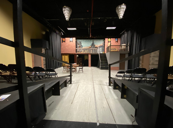 Theatre  Deborah's Stage Door