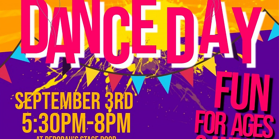 Open House/ Free Dance Day