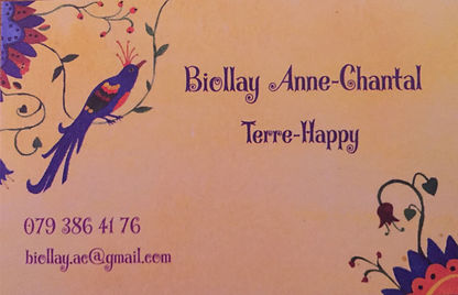 Biollay Ane-Chantal, flamme jumelle