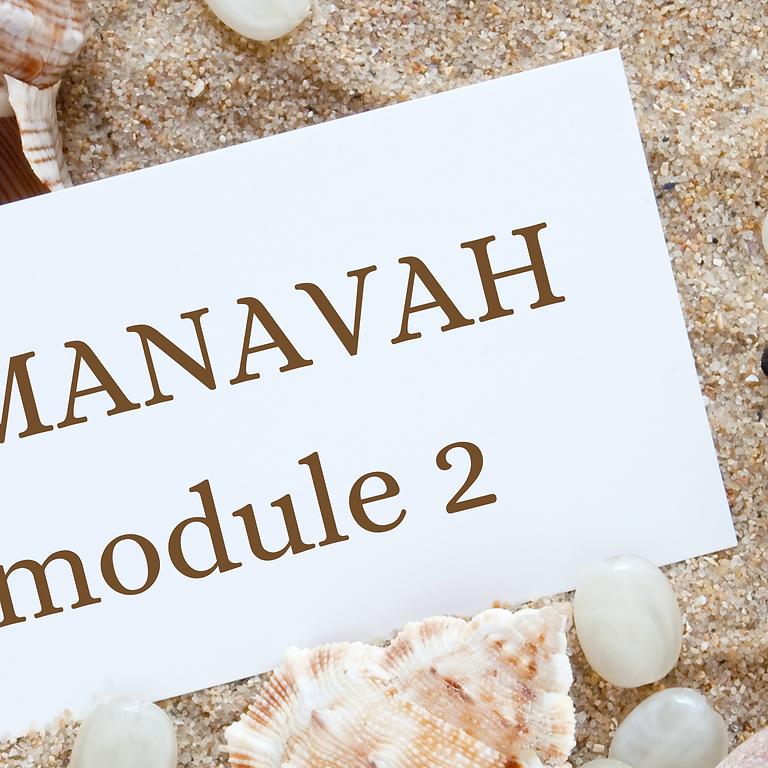 Manavah : module 2 par visioconférence