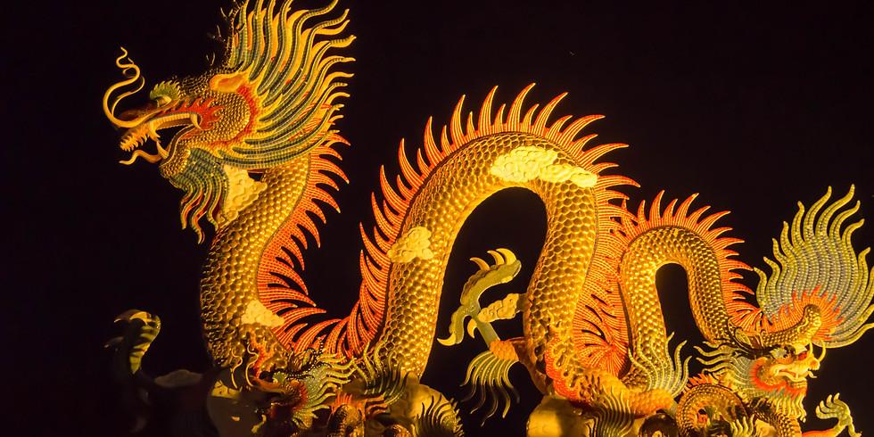 écoute des élémentaux - immersion dans la fréquence dragons