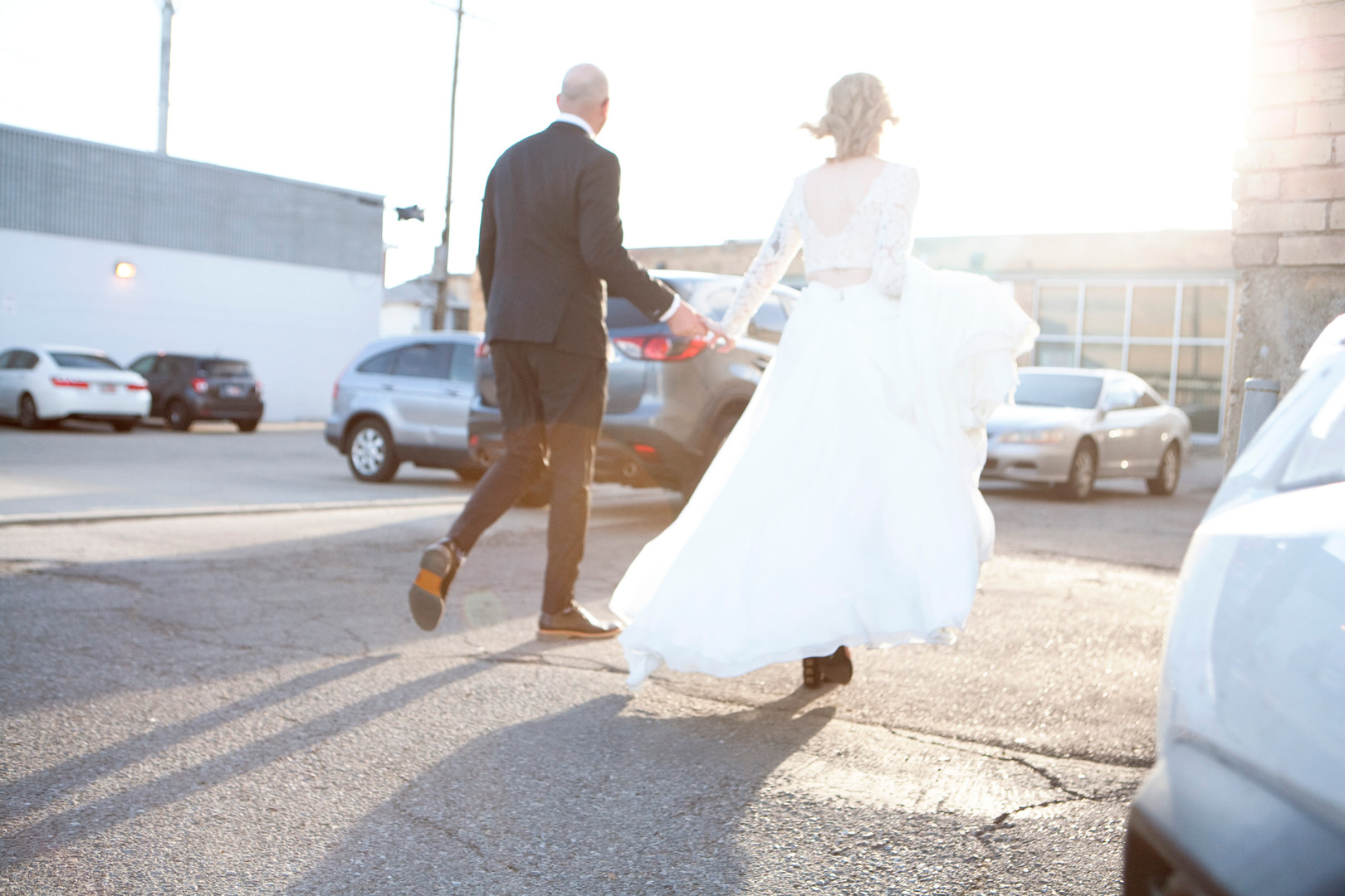 downtown elopement