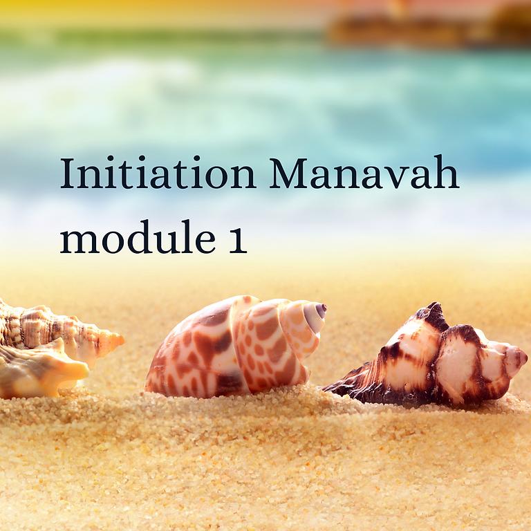 Manavah : module 1 par visioconférence