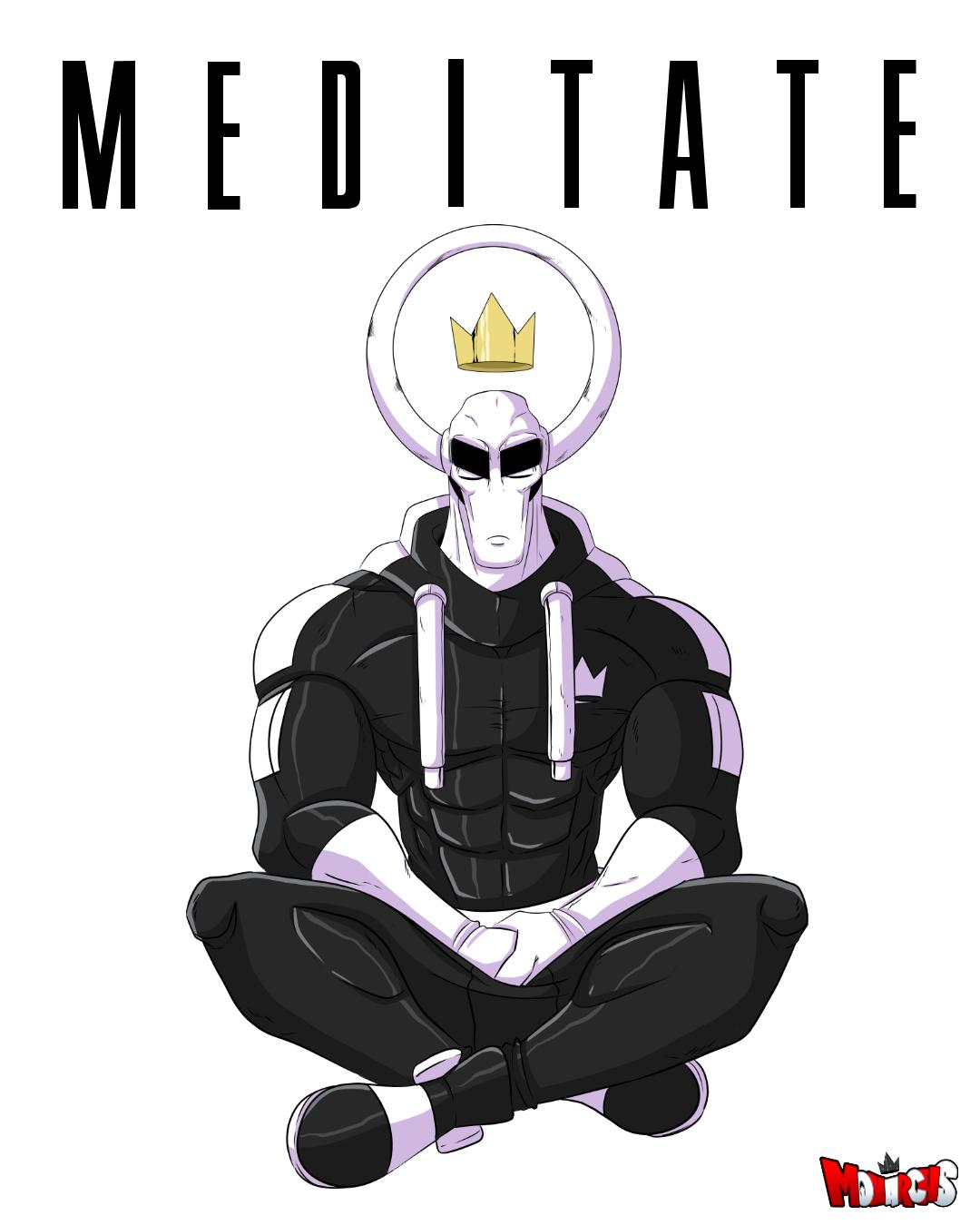 Cyrus Meditate