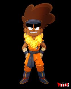 Ja'Khari Goku