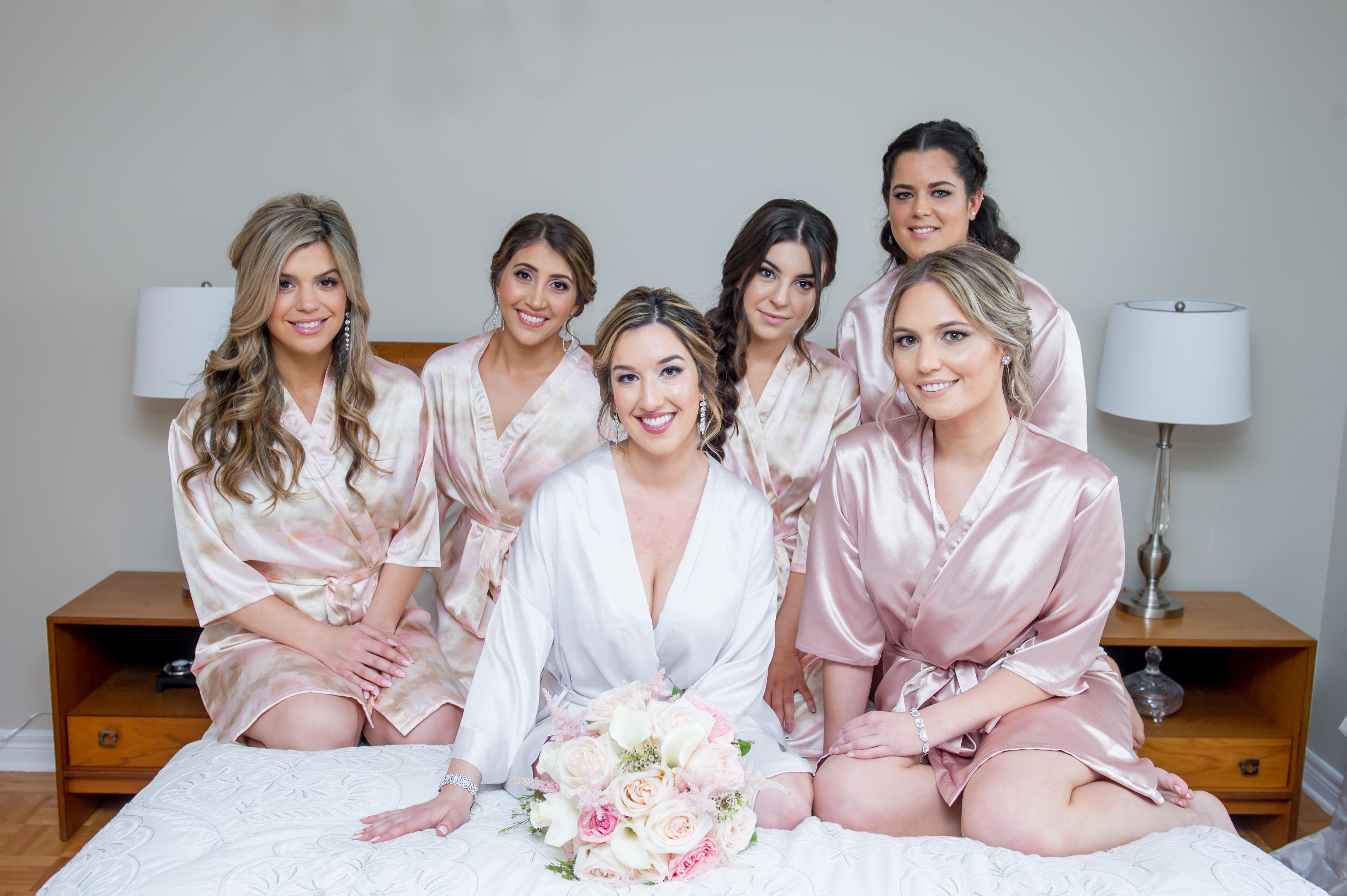 emma bridal party