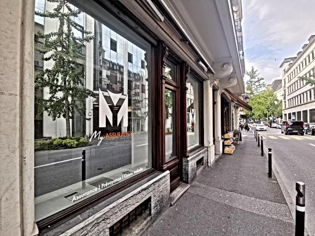Bureau My Assurance Montreux
