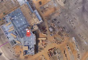 Construction site drone mapping (DroneDeploy)