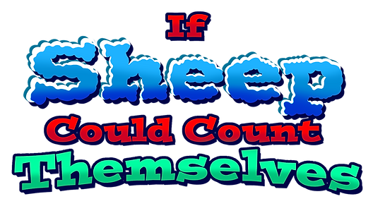 If Sheep Could Count Themselves Logo.png