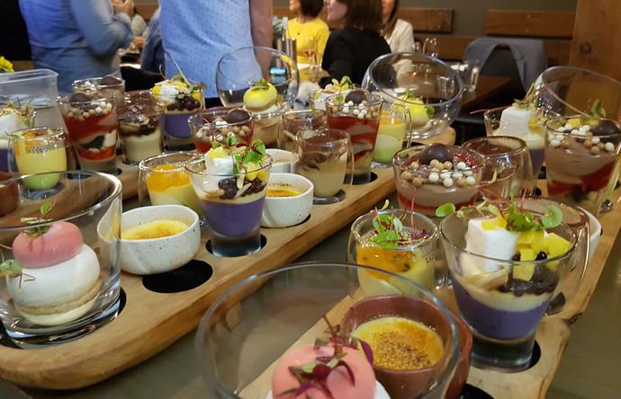Sungka Dessert Platter