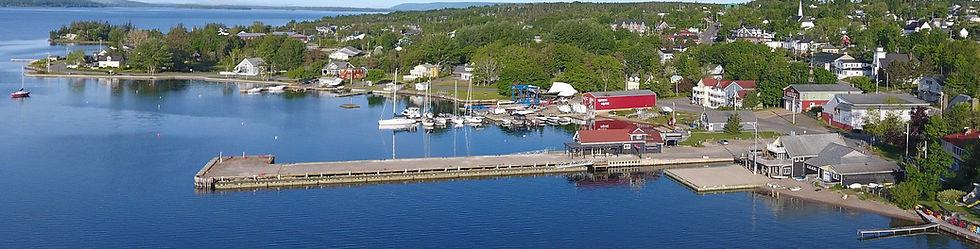 New Baddeck Community Wharf