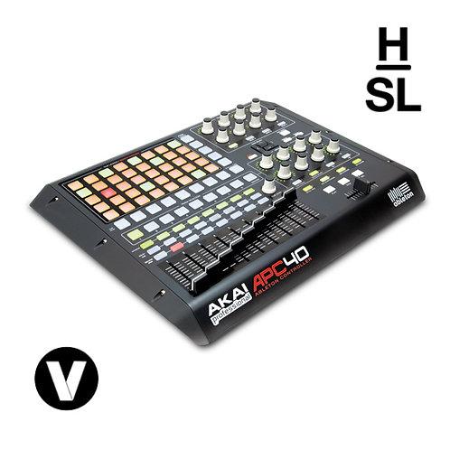AKAI APC40 ABLETON MIDI CONTROLLER