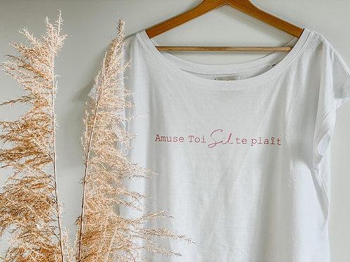 Amuse Toi x Sil T-shirt