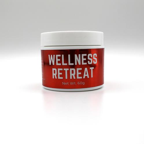 Wellness Retreat Balm - 2oz (Net Wt. 60g) 500mg CBD