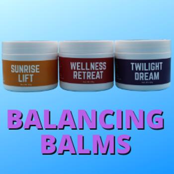 Balancing Balms - 2oz (Net Wt. 60g) 500mg CBD
