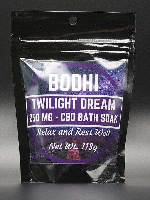Twilight Dream Bath Soak Small (113g) 250mg CBD