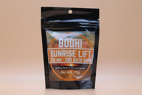 Sunrise Lift Bath Soak Small (113g) 250mg CBD