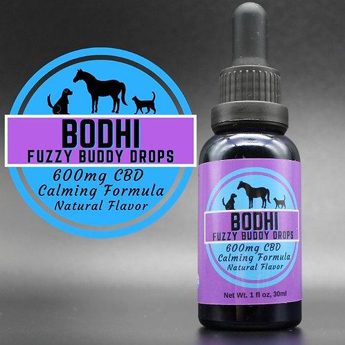 *Subscription* Calming Fuzzy Buddy Drops - 1oz (30ml) 600mg CBD