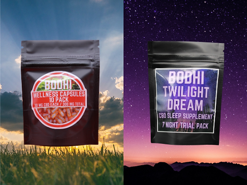 Day & Night Combo (Trial Packs)