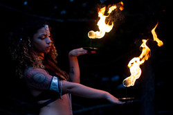 Palm Torches - Photo by GI Images