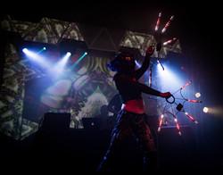 Scatz x Cora-Sol - Photo by Jeff Warnock