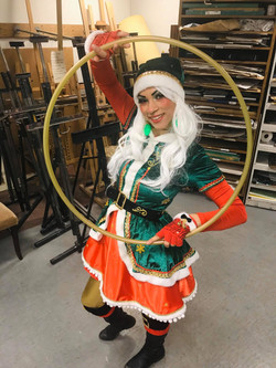 Holiday Sparkle Elf