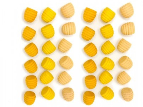 Grapat Mandala Honeycomb / Honig