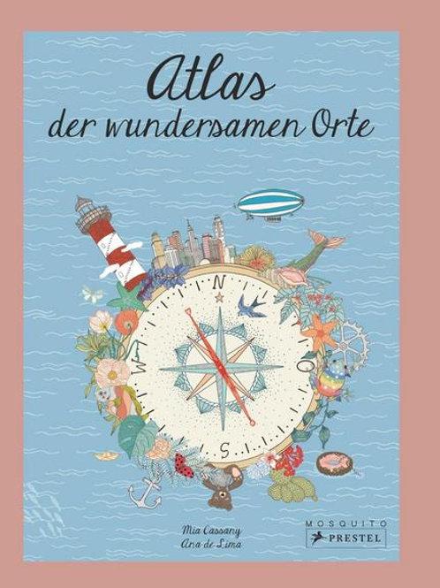Atlas der wundersamen Orte