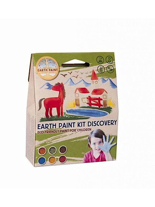 Earth Paint Mineralpigment Farben