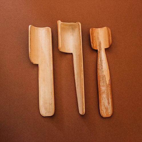 Bamboo Spoon 3er Set
