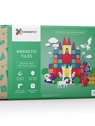 Connetix Tiles Creative Pack 100 Teile