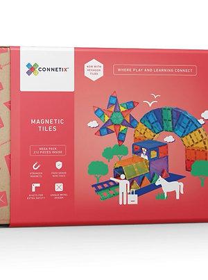 Connetix Tiles Mega Pack 212 Teile