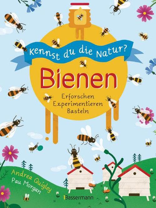 Kennst du die Natur? Bienen