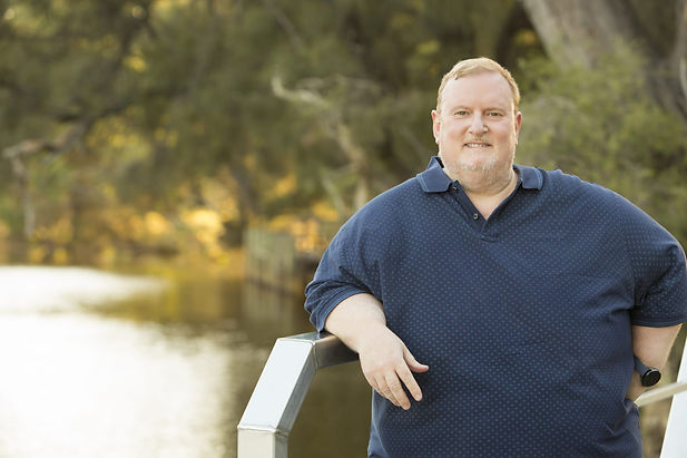 WA Wine Evangelist Trevor Yardley on Jetty