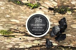 """Black to White"" - Natural Teeth Whitener"