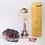 Thumbnail: Amethyst Crystal Elixir Water Bottle (Stainless Steel)