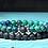 Thumbnail: Men's Lava Stone & Imperial Jasper Bracelet Set